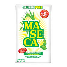 Maseca® Instant Corn Masa Mix - 4.4 lb. bag