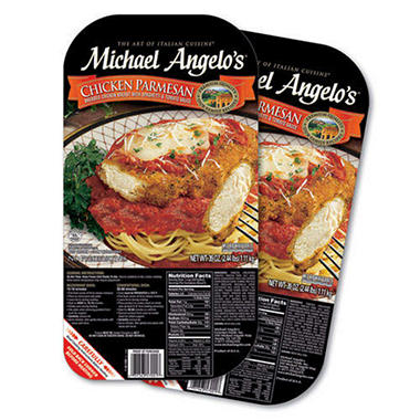 Michael Angelo's® Chicken Parmesan - 2/39 oz.