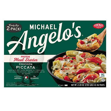 Michael Angelo's Chicken Piccata - 20 oz. - 2 ct.