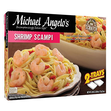 Michael Angelo's® Shrimp Scampi - 2/20 oz.