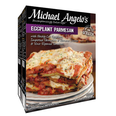 Michael Angelo's Eggplant Parmesan (30 oz. pks., twin pack)