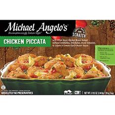 Michael Angelo's Chicken Piccata (19.5 oz. tray, 2 pk.)