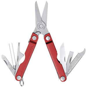 Leatherman 64330103K Red Micra Multi-Tool