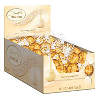 Lindor Truffles White Chocolate (60 ct.)