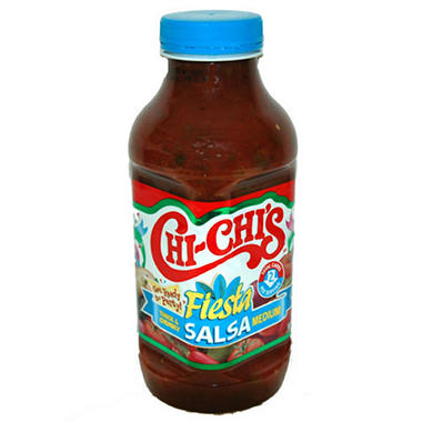 CHI-CHI'S® Thick & Chunky Medium Fiesta Salsa - 64 oz.