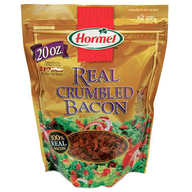 Hormel Real Crumbled Bacon - 20 oz.