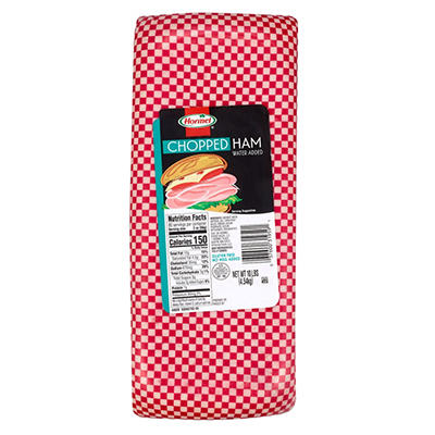 Hormel® Black Label® Chopped Ham - 10 lb.