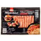 Hormel® Black Label® Fully Cooked Bacon - 72 ct.