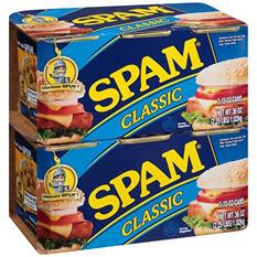 Hormel Spam Classic (12 oz., 6 pk.)