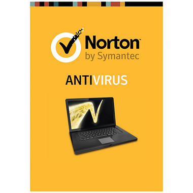 Norton AntiVirus 2013 1U PC Software