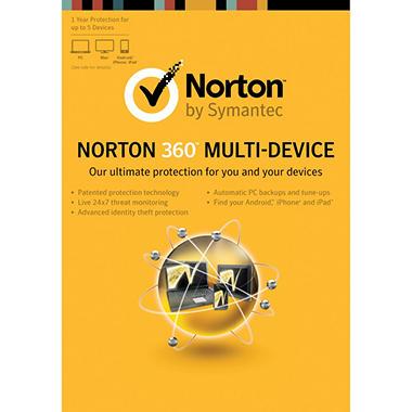 Norton 360 Multi-Device - PC/MAC