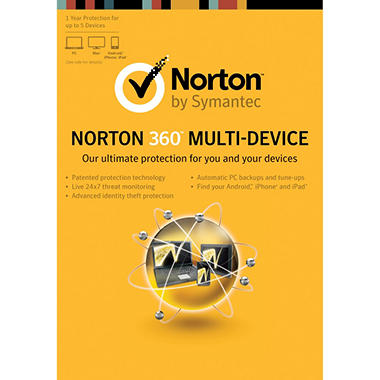 Norton 360 Multi-Device - PC/MAC