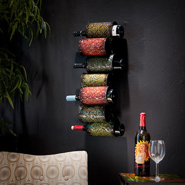 Carina Wall Art Wine Storage