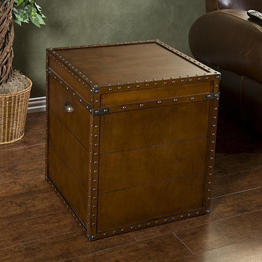 Cruise Line End Trunk Table
