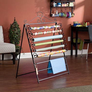 Craft Room Easel / Wall Rack