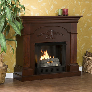 Valencia Gel Fuel Fireplace