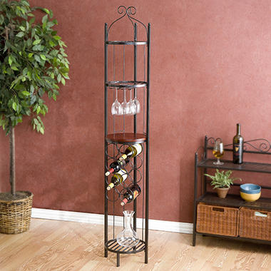 Ivy Wine Rack and Storage