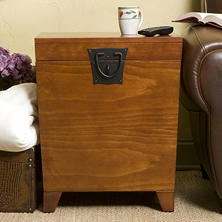 Harbor Trunk End Table