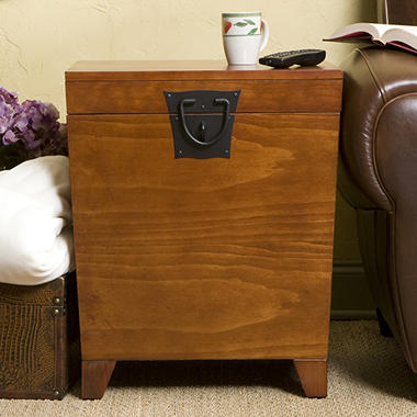 """Harbor"" Trunk End Table"