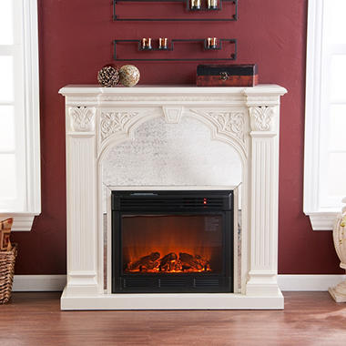 Monaco Electric Fireplace