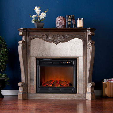 Salerno Electric Fireplace