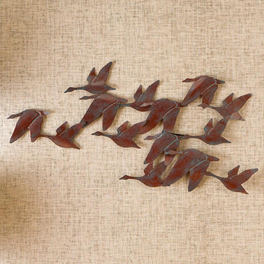 Flock Of Geese Wall Art   SC1932R