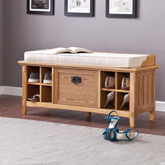 Large Geary Storage Bench