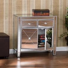 Illusion Mirrored Cabinet