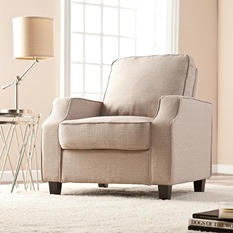 Elmwood Arm Chair - Oyster