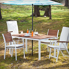 Nantucket Outdoor Rectangular Table