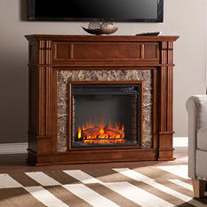 Rockford Stone Electric Fireplace
