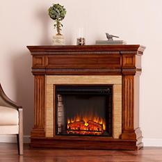 Lakehurst Electric Fireplace