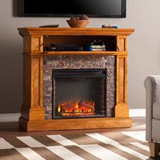 Millsboro Electric Fireplace Media Console
