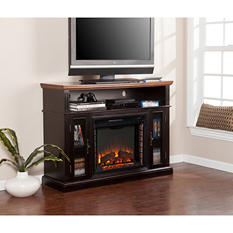 Welby Electric Fireplace Media Console