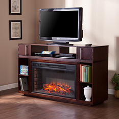 Bennett Electric Fireplace Media Console