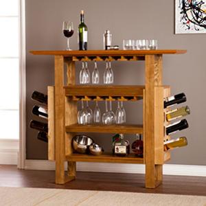 Oliver Bar Cabinet