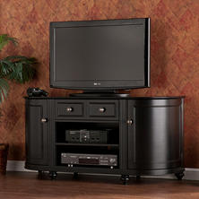 Roseburn TV/Media Stand Black