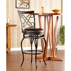 Donne Swivel Bar Stool