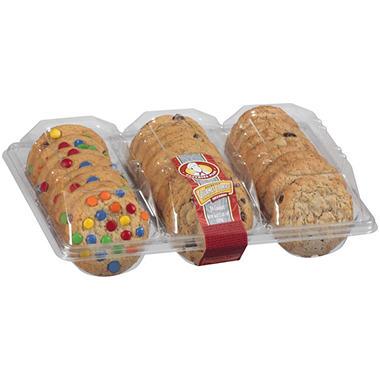 Pastries Plus Assorted Cookies - 24 ct.