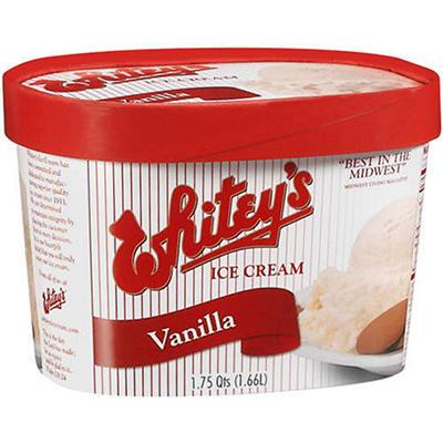 Whitey's Ice Cream - 1.75qts