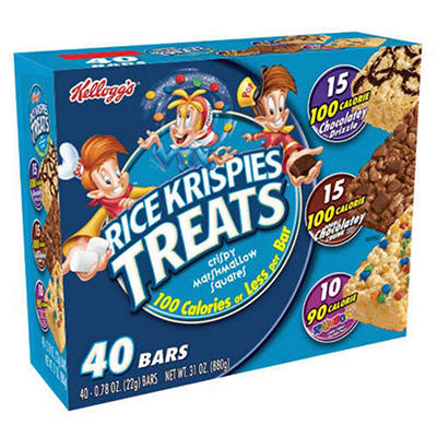 Rice Krispies Treats Variety Pak (40ct)