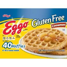 Eggo Gluten Free Cinnamon Waffles (40 ct.)