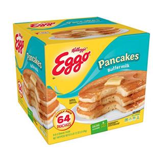 Eggo Buttermilk Pancakes (8 per pk., 8 pk.)