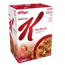 Kellogg's Special K Red Berries Cereal (37 oz.)