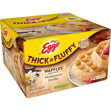 Frozen Breakfast Foods