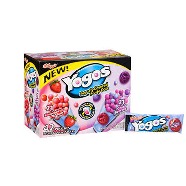 Kellogg's® Yogos™ Bits - 42/0.81oz