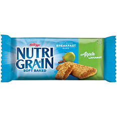 Kellogg's® Nutri Grain Bars - Apple Cinnamon - 16 count