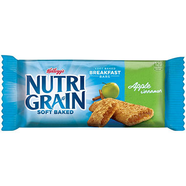 Kellogg's� Nutri Grain Bars - Apple Cinnamon - 16 count