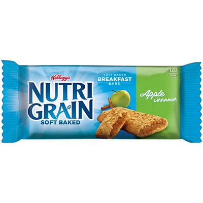 Kellogg's® Nutri Grain Bars - Apple Cinnamon - 16 count