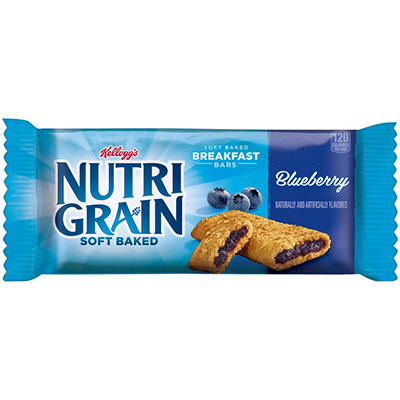 Kellogg's®Nutri Grain Bars Blueberry  - 16 count
